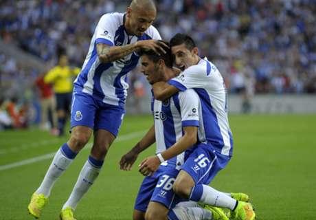 Herrera anota en Champions League