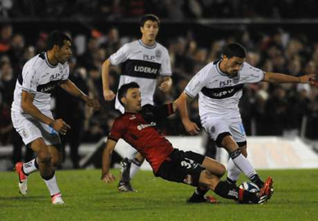 Crónica: Newell's 1-1 Gimnasia
