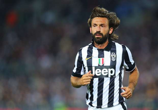Juventus' superb defending & Pirlo's brill