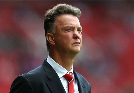 Van Gaal: Spurs easier job than Man Utd