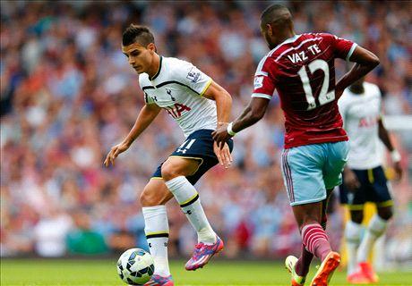 Match Report: West Ham 0-1 Tottenham