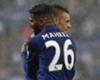 Ranieri in Mahrez and Vardy talks