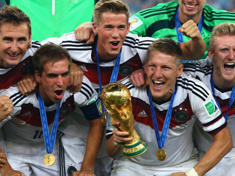 Germany favourites to lift World Cup as Peru become final team to qualify for Russia 2018