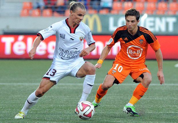Lorient 0-0 Nice