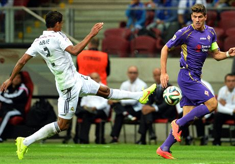 Laporan Pertandingan: Real Madrid 1-2 Fiorentina