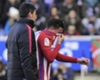 Gimenez infection adds to Atletico defensive worries