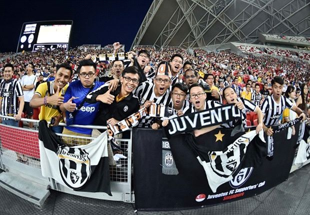 Singapore Selection 0-5 Juventus: Fans celebrate historic first football match at new National Stadium
