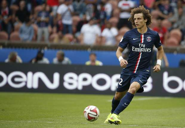 David Luiz: I wouldn't have been happy at Barcelona