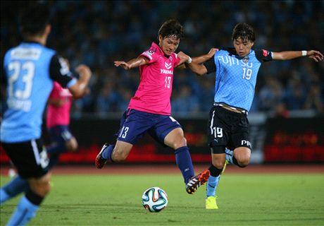 Match Report: Kawasaki 2-3 Cerezo (agg 5-4)