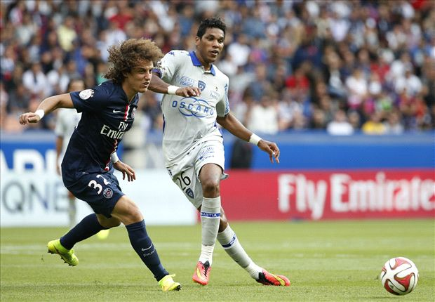 Brandao set a bad example, blasts David Luiz