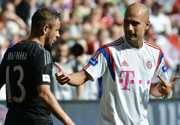 Guardiola: No problem if Bayern don't sign a defender