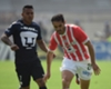 Cortés y Pikolín, dudas de Pumas para enfrentar a Monterrey