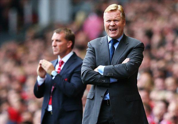 Koeman upbeat despite Southampton loss