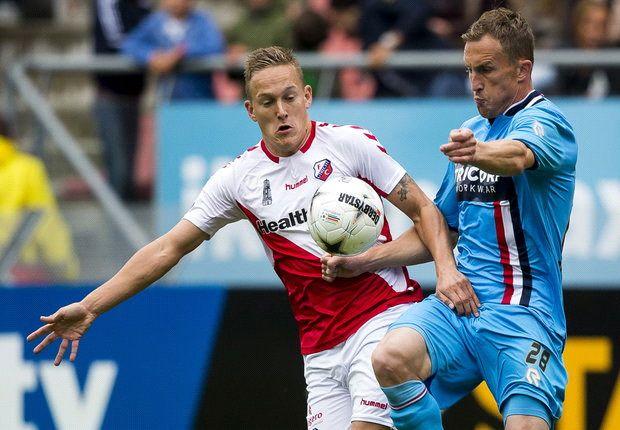 Utrecht worstelt met Willem II, maar wint