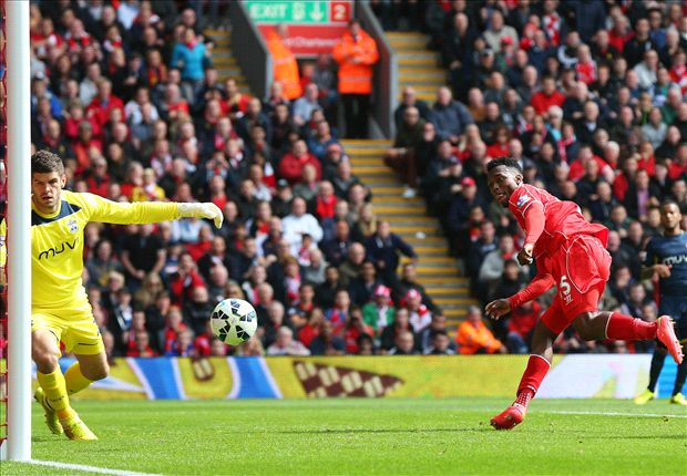 Liverpool 2-1 Southampton: Late Sturridge strike saves Reds