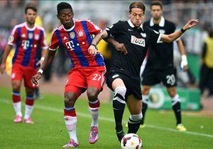 David Alaba es una de las grandes figuras de Bayern Munich.