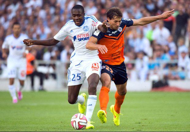 Résumé de match, Marseille-Montpellier (0-2)