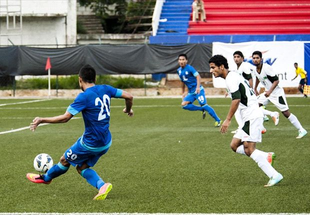 India U-23 1-0 Pakistan U-23: Chhetri wins it for Koevermans' side