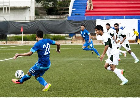 Report: India U23 1-0 Pakistan U23