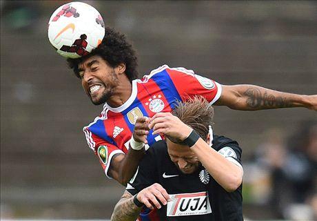 Bayern draw Hamburg in DFB-Pokal