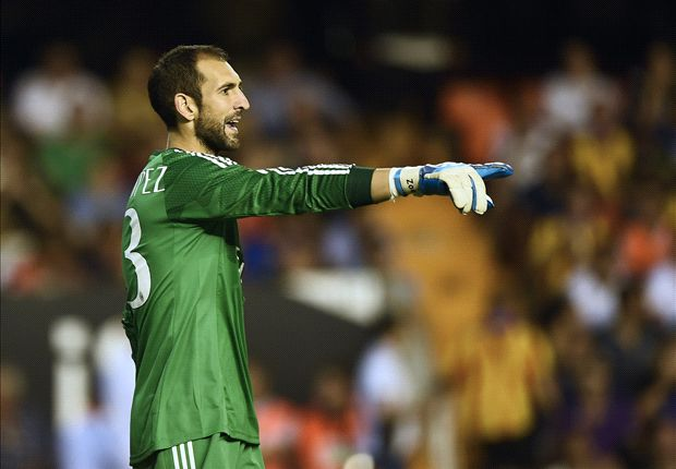 Dudek: No space for Lopez at Madrid