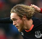 EVERTON: Stalemate at Middlesbrough