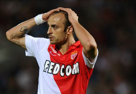 Monaco thrashed by Bordeaux