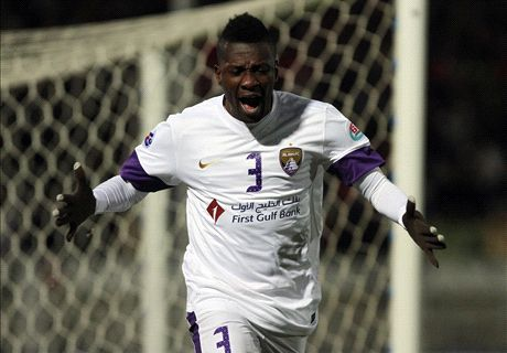 Gyan: I am Africa's best player
