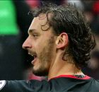 GABBIADINI: Superb as Saints hit four