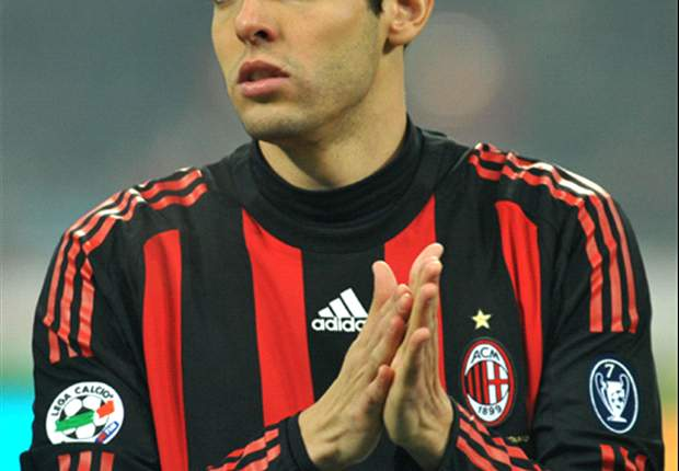 Milan Star Kaka To Miss Atalanta Match - Report