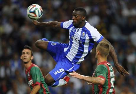 CL-Playoffs: Porto ante portas