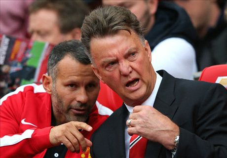 Van Gaal to discuss transfer plans