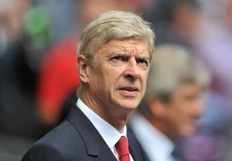 Wenger keen for Goodison revenge