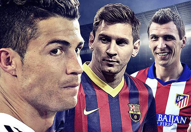 Real Madrid, Barcelona or Atletico - who will win La Liga?