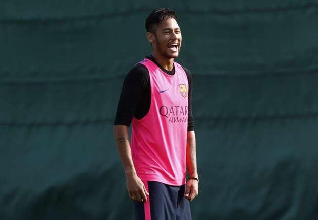 VIDEO: Neymar set for Barcelona return