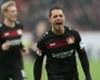 El XI del Leverkusen ante el Atlético