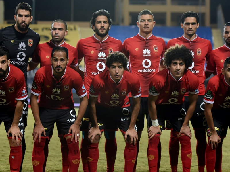 WATCH: Maher & Maaloul lead Al-Ahly past AS Vita Club
