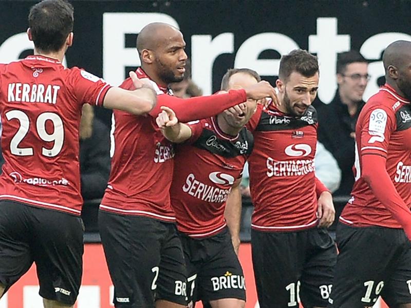 Guingamp-Toulouse (2-1), Guingamp ne regarde plus derrière