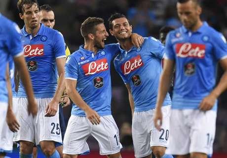 Report: Napoli 1-1 Athletic Bilbao