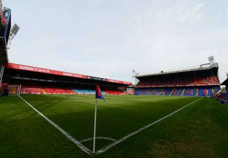 LIVE: Crystal Palace vs. Liverpool