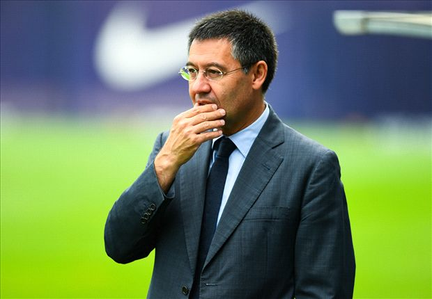 Atletico are Barcelona's main title rivals, says Bartomeu