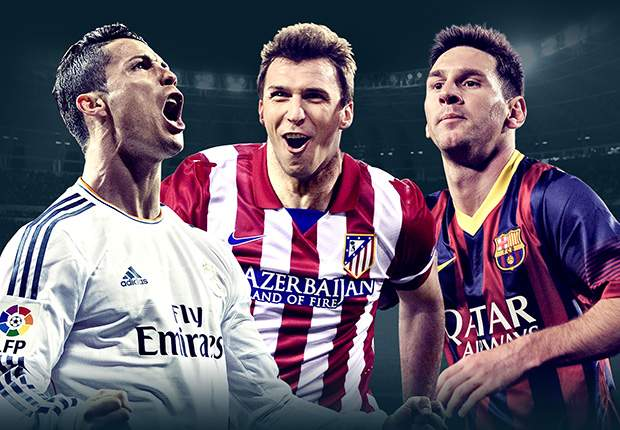 Ronaldo, Messi and the contenders to be La Liga top scorer this season
