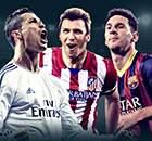 CR7 & La Liga's top scorer contenders
