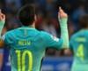 El partido de Messi ante PSG