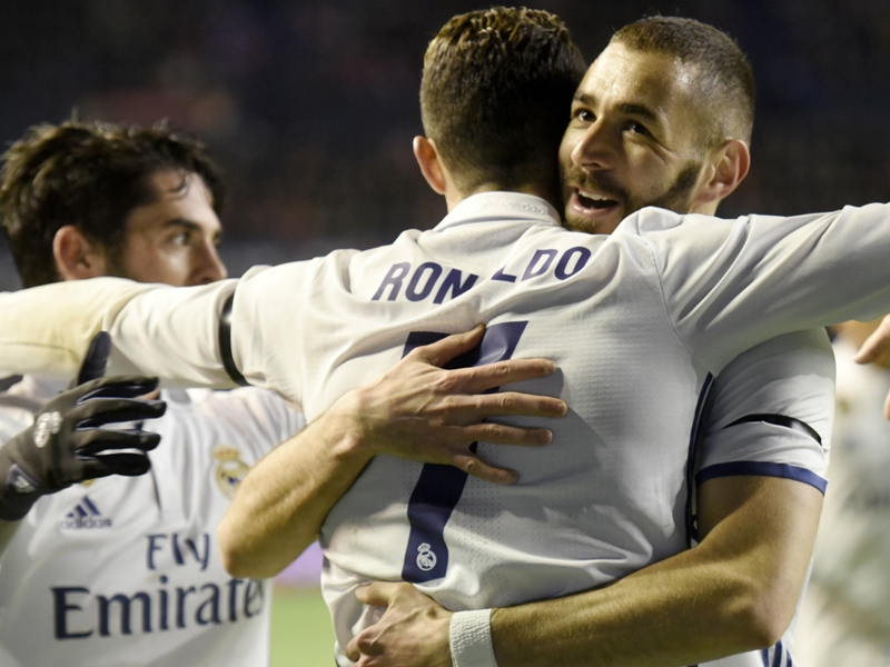 Ronaldo and Benzema troll 'child' Lucas Vazquez in behind-the-scenes Real Madrid clip