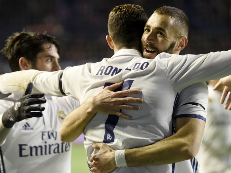 مفارقة | ريال مدريد لا يخسر مع هذا اللاعب