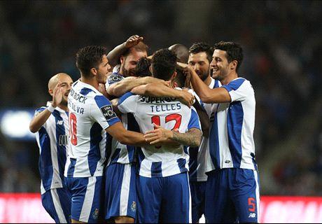 El camino del Porto hasta los octavos