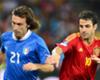 Conte: Cesc is a genius like Pirlo