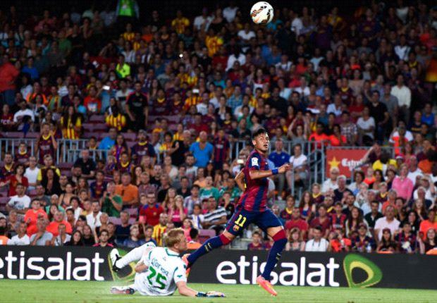 Barcelona 6-0 León: Leo Messi y Neymar recuperan su mejor versión