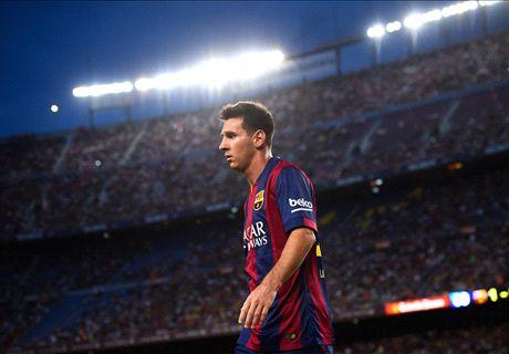 Tuca quiere a Messi